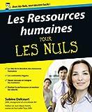Les Ressources humaines pour les nuls - Format Kindle - 15,99 €