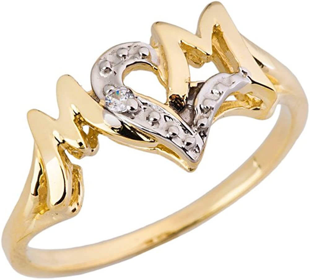 Exquisite 10k Yellow In a popularity Gold Large discharge sale Heart