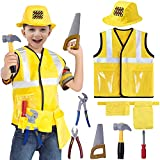 Gifts for Kids Who Love Construction -- construction costume play set