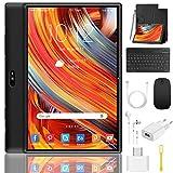 AOYODKG Tablet 10 Pulgadas,Android 9.0 , 3GB RAM + 32GB ROM/128GB Escalable |Dual SIM -8000mA Bluetooth5.0 ,GPS(Negro)