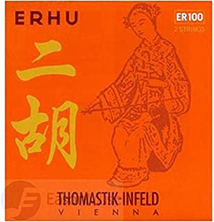 Eason Music Thomastik-Infeld Soloist Erhu Strings (Per Set) Made in Vienna, Austria