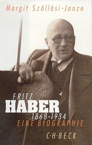 Fritz Haber: 1868-1934