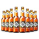 The Good Cider Wild Berry - Sidra Frutos del Bosque, Sidra Natural de Sabores – Caja 12 botellas x 33 cl