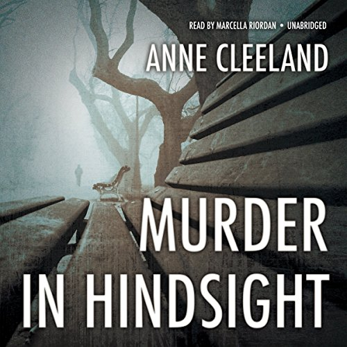 Murder in Hindsight audiobook cover art