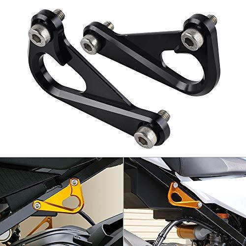 H2Racing Replace 1290 Super Duke Protezioni anticaduta Frame Slider Crash Guard Protector