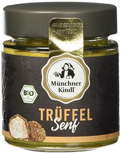 Münchner Kindl Trüffel Senf, 6er Pack (6 x 125 ml)
