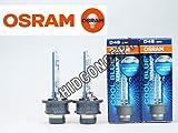 OSRAM Xenarc D4S 5000K CBI (Cool Intense Blue) HID...