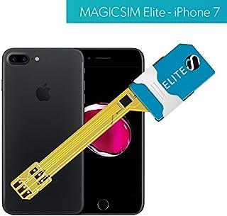 MAGICSIM ELITE for iPhone 7/8 - Dual SIM Adapter