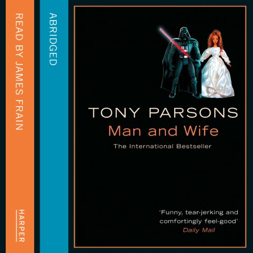 Man and Wife audiobook cover art
