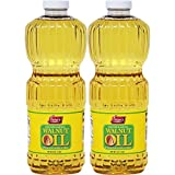 Walnut Oil 100 Percent Pure And Natural Kosher Product Of The USA 48 OZ 1.42 Liter (2-Pack)