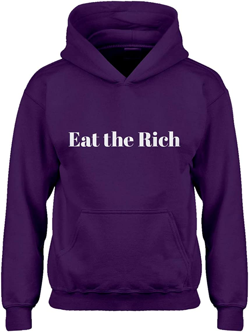 Indica Plateau Eat The Rich Hoodie for Kids