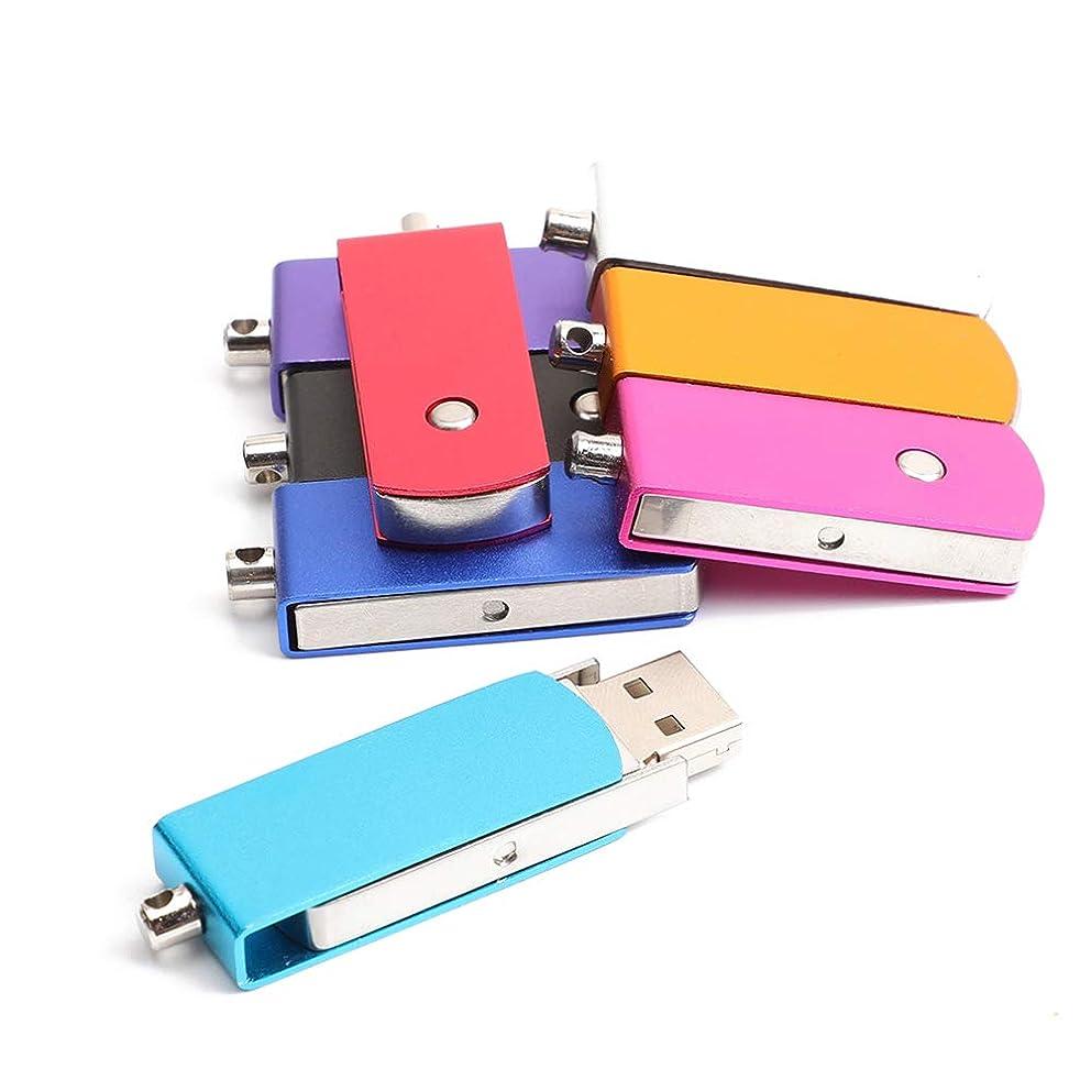 adonpshy U Disk Flash Drive&1G 2G 4GB 8GB 16GB 32GB 64GB Mini USB Flash Pen Drive U Disk Memory Stick Gift(Red/Blue/Gold/Purple/Black/Silver/Rose/Sky Blue) Purple 8G