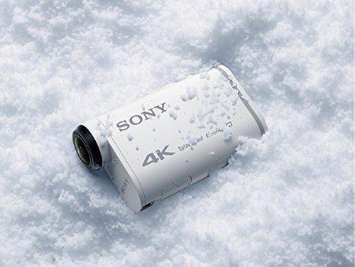 Sony FDR-X1000 4K Actioncam Live-View Remote Kit -170 Ultra-Weitwinkel – weiß - 27