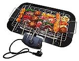 Hogar portátil No-palo eléctrico eléctrico, máquina de cocción, parrilla sin humo, parrilla eléctrica de barbacoa...