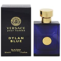 Versace Pour Homme Dylan Blue by Versace Eau De Toilette Spray 50 ml (m) [並行輸入品]
