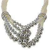 Collier de Perles de Haute qualité pour Femmes - Élégant
