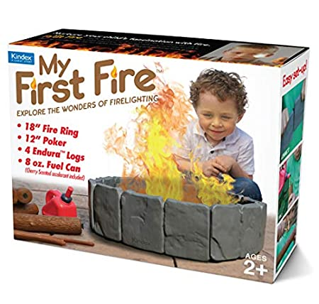 "Prank Pack ""My First Fire"" gave"
