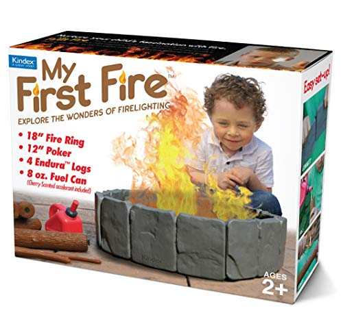 "Prank Pack ""My First Fire"" - Wrap Your Real Gift in a Prank Funny Gag Joke Gift Box - by Prank-O..."