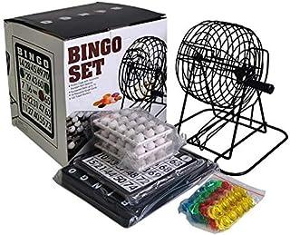 HAPPYTOYS Complete BINGO Game Manual American Bingo Game Machine