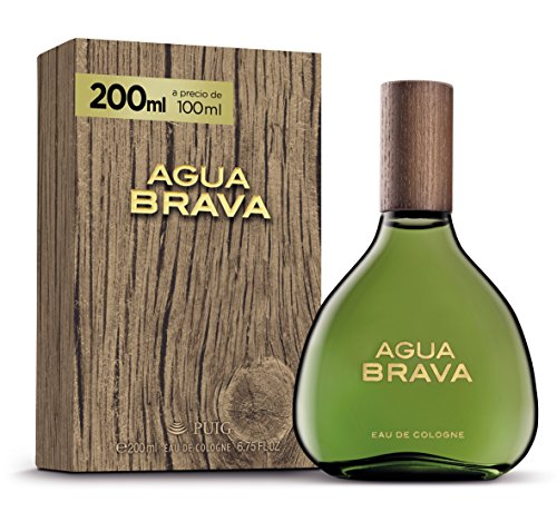 Agua Brava 492-040191 Colonia - 200 ml