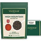 Best Oolong Tea for Anxiety: VAHDAM High Mountain Darjeeling Oolong Tea