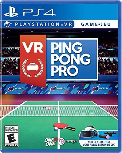VR Ping Pong Pro – PlayStation 4