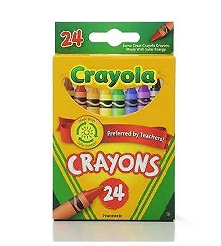 Crayola Crayons (Case of 48)