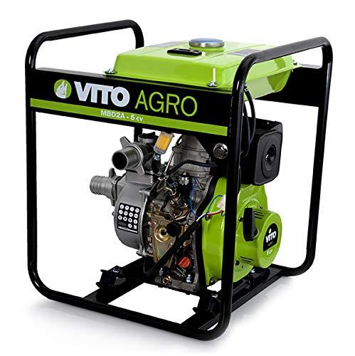 vito Agro Motobomba Diesel 2''
