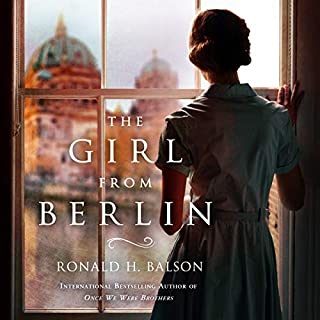 The Girl from Berlin audiobook cover art