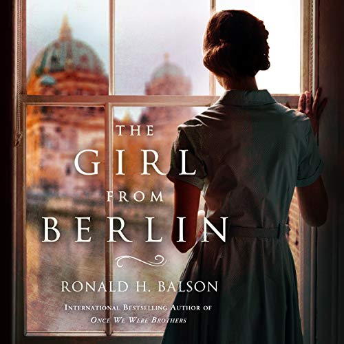 The Girl from Berlin Titelbild