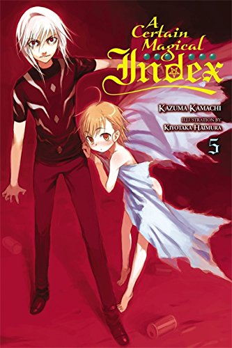 Top a certain magical index light novel 5 for 2021