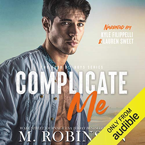 Complicate Me Audiobook By M. Robinson cover art