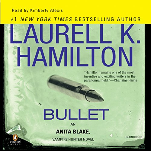 Bullet audiobook cover art