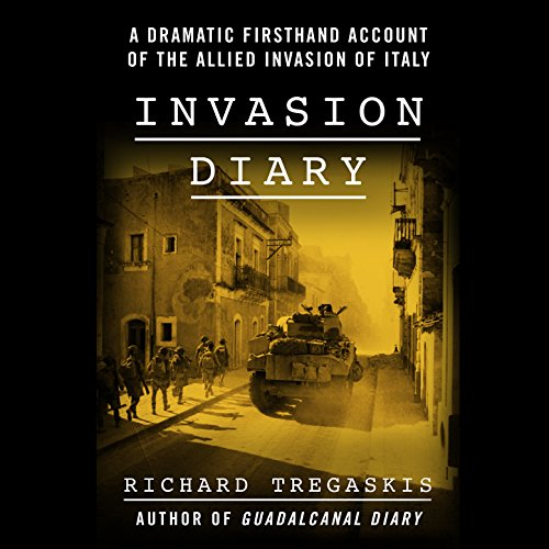 Invasion Diary audiobook cover art
