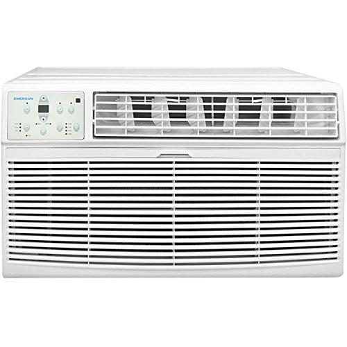 Emerson Quiet Kool 115V 12K BTU Through The Wall, White Air Conditioner