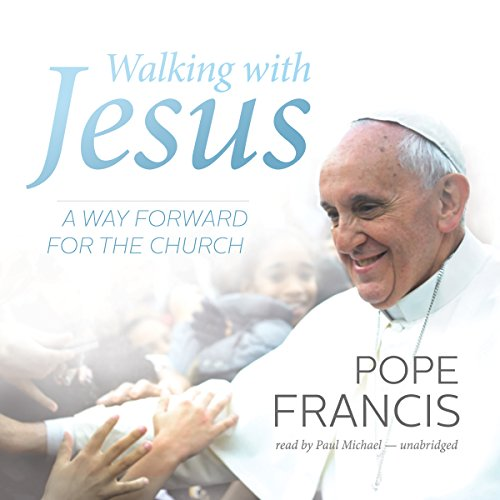 Walking with Jesus audiobook cover art