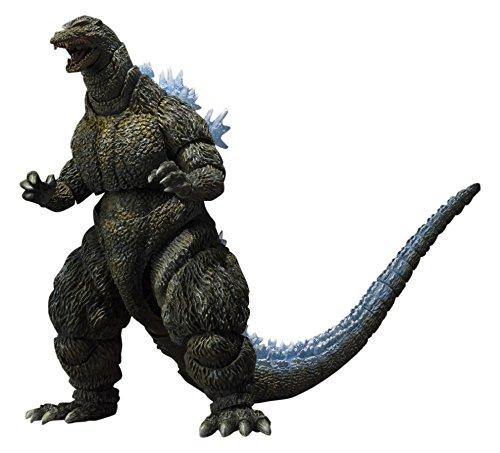 Bandai Tamashii Nations S.H. MonsterArts Godzilla (Ohrai Noriyoshi Poster Color Ver.) 'Godzilla Vs. Mechagodzilla II' Action Figure