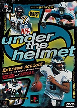 NFL Under The Helmet  Extreme Action!  Featuring Hot Music Videos from RUN DMC and 2 Skinnee J s