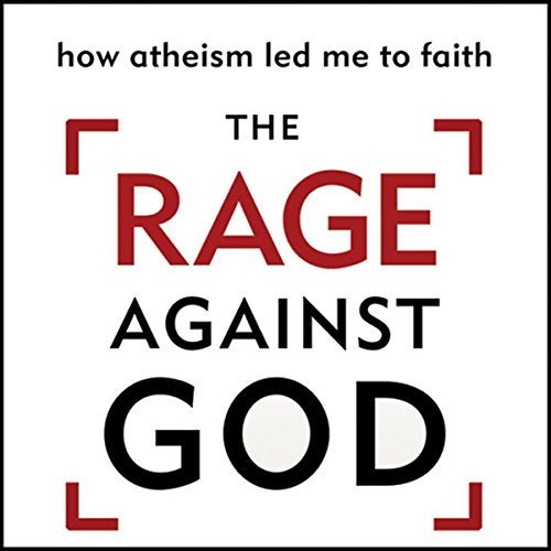 The Rage Against God audiobook cover art