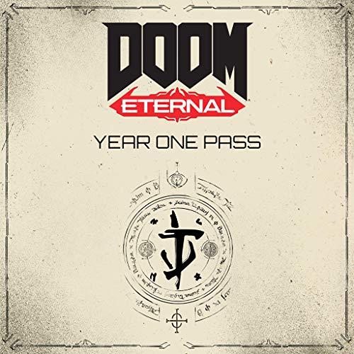 DOOM Eternal: Year One Pass - PS4 [Digital Code]