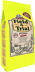 DIETARY NEEDS - Field & Trial Puppy is a nutritionally complete dog food, specially developed and formulated to support the early growth and development of puppies. Suitable from weaning (approx 3 weeks old) up to approx nine months of age (depending...