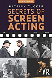 Patrick Tucker's books Secrets of Screen Acting