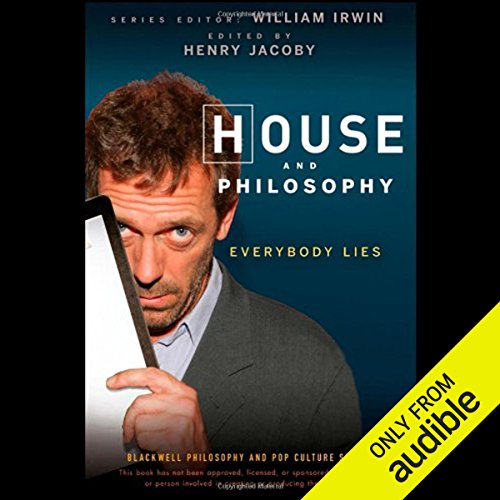 'House' and Philosophy audiobook cover art