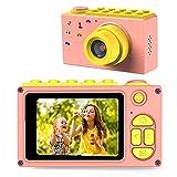 BlueFire Kids Camera, 8.0 MP Digital Cameras for Children Mini 2 Inch Screen