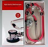 5-fach Sprague-Rappaport-Stethoskop, Baby Pink