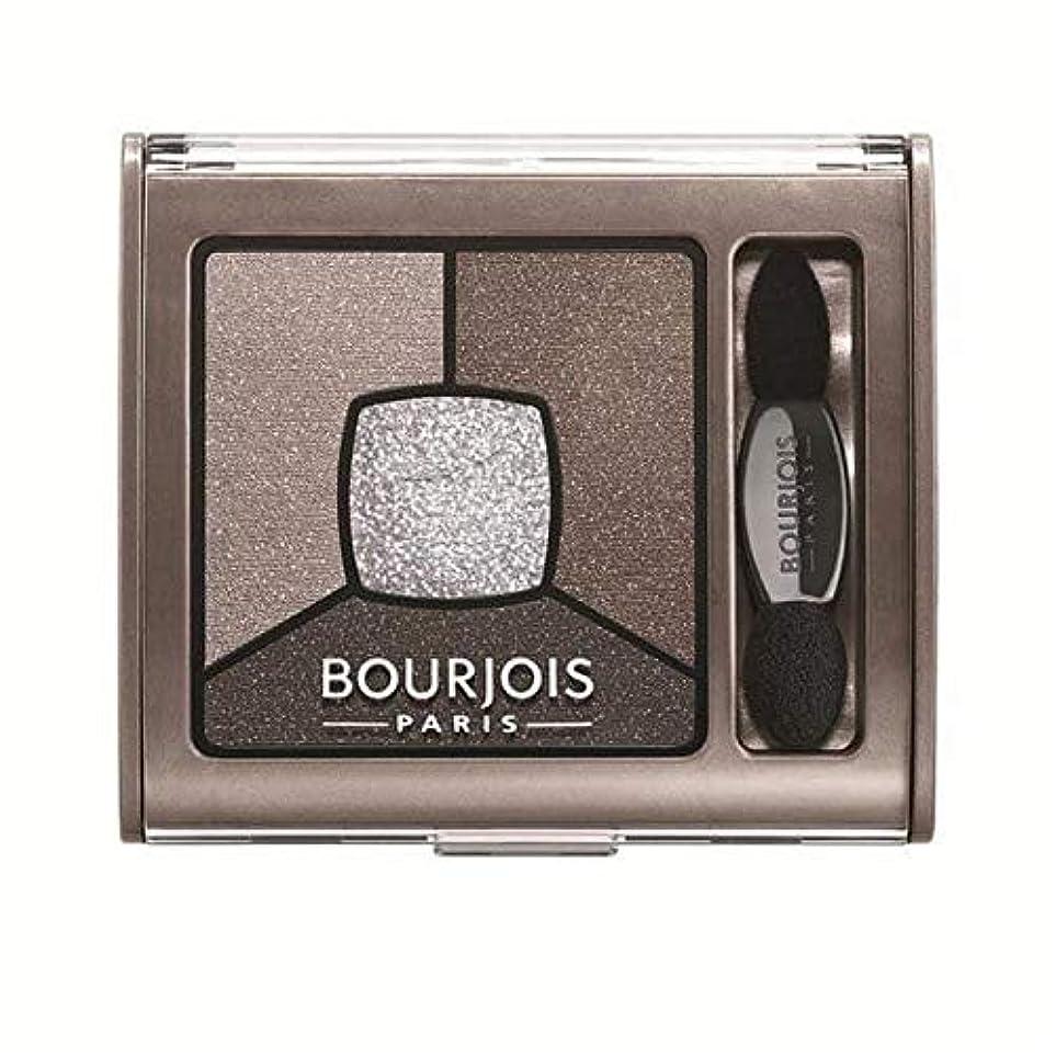 下位見かけ上オプション[Bourjois ] ヌード良いブルジョワクワッドスモーキー話のアイシャドウパレット - Bourjois Quad Smoky Stories Eyeshadow Palette Good Nude [並行輸入品]