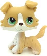 Littlest Pet Shop LPS#339 #1536 Yellow Cat Kitten Kitty and Purple Fox