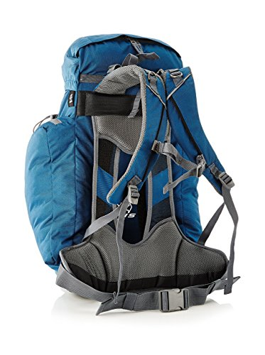 Ferrino - Mochila de Trekking Time 35 - Unisex - Color Azul