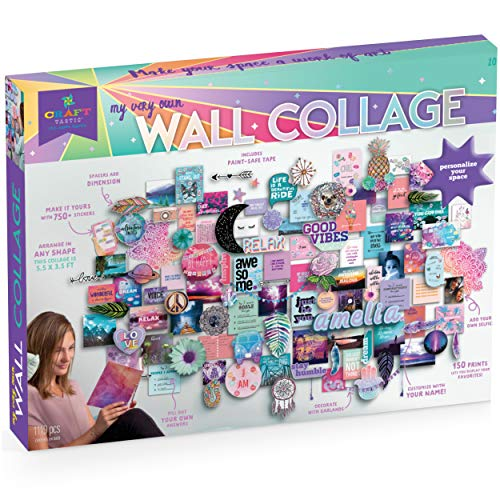 Craft-tastic - DIY Wall Collage - Craft...