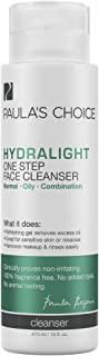 Paula's Choice HYDRALIGHT Gentle Gel Cleanser with Niacinamide & Hyaluronic, Face Wash for Oily Skin, 16 Ounce